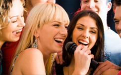 karaoke hire West Cork
